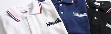 Oferta koszulek Polo takich marek jak Lonsdale, Merc London, Alpha i inne