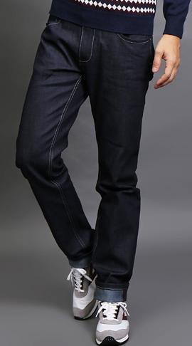 Spodnie Jeansowe Merc London