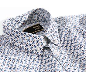 Koszule w kratkę i różne wzory Merc London, Lyle & Scott, Warrior, brutus i inne!