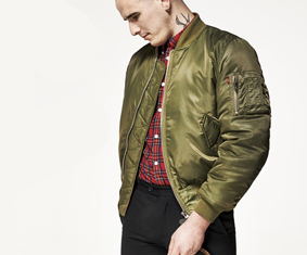 KURTKI MA-1 : ALPHA INDUSTRIES, MERC LONDON, MAX FUCHS i inne
