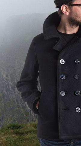 Płaszcze typu Bosmanka