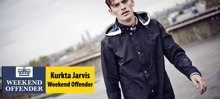 Kurtka jesienna Weekend Offender Jarvis