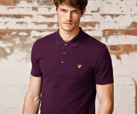 Polówki Lyle & Scott, Merc London, Lonsdale, Weekend Offender i inne