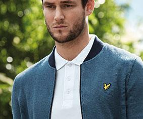 Unikalna oferta bluz szkockiej marki Lyle & Scott