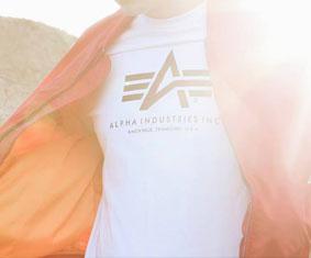 Kurtki wiosenne Alpha Industries