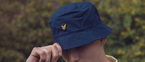 Kapelusze zwane również Bucket Hat